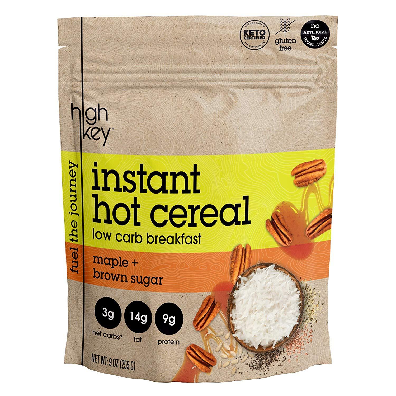 HighKey Snacks Keto Breakfast Cereal